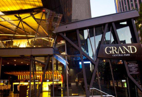 The Grand Central Bar and Restaurant