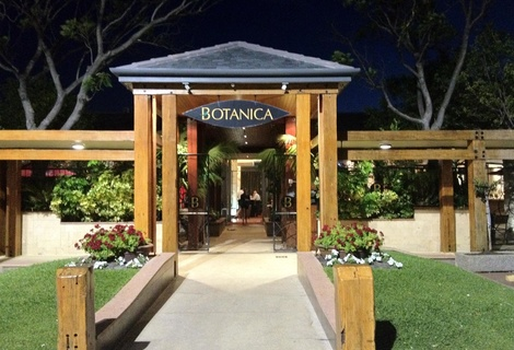 The Botanica Bar and Bistro