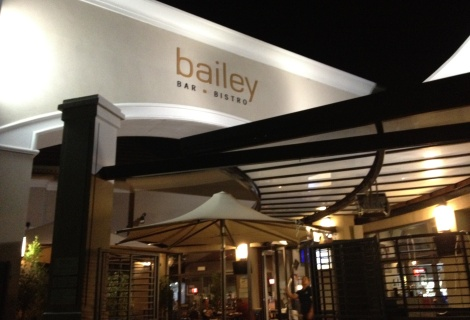 Bailey Bar & Bistro
